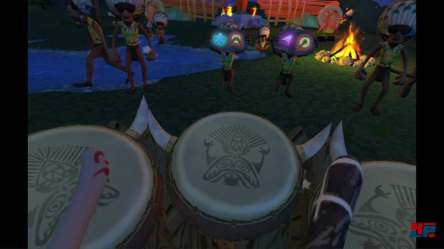 Screenshot - Happy Drummer VR (PlayStationVR)
