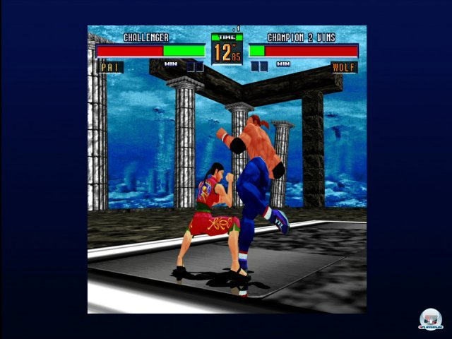 Screenshot - Virtua Fighter 2 (360)
