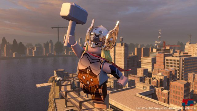 Screenshot - LEGO Marvel Avengers  (PC) 92510693