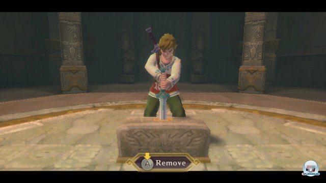 Screenshot - The Legend of Zelda: Skyward Sword (Wii) 2271052