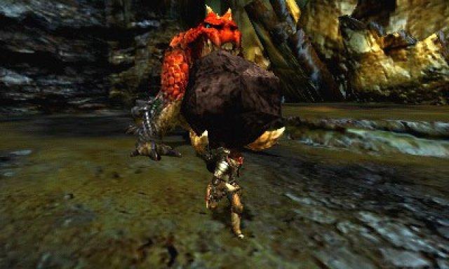 Screenshot - Monster Hunter 4 (3DS) 92413187