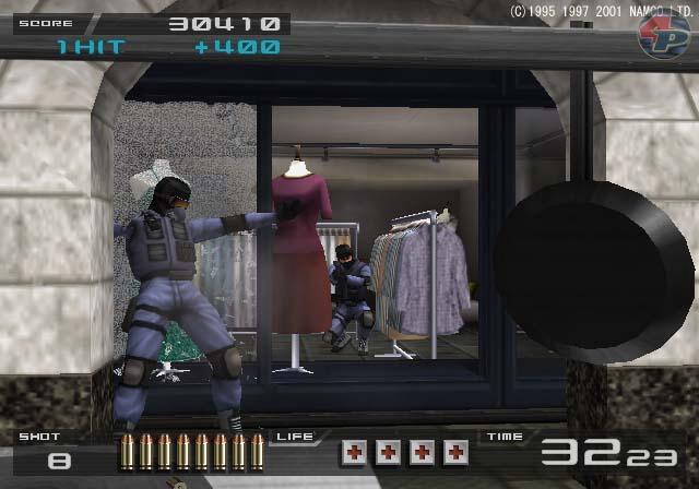 Gameplay-Kampf per Link-Kabel auf zwei Monitoren 15172