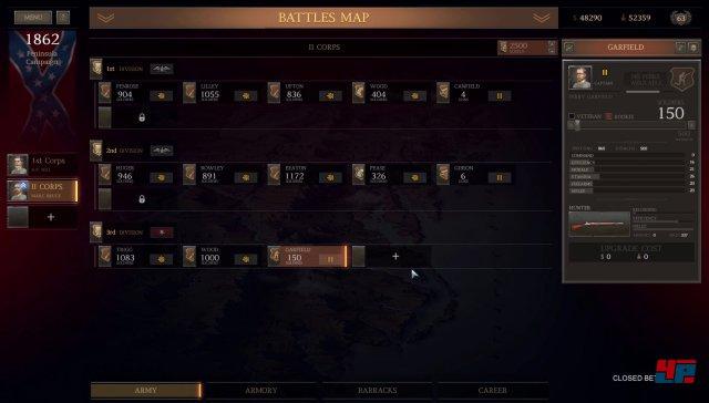Screenshot - Ultimate General: Civil War (PC)