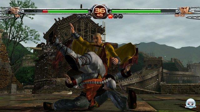 Screenshot - Virtua Fighter 5: Final Showdown  (PlayStation3) 2360282
