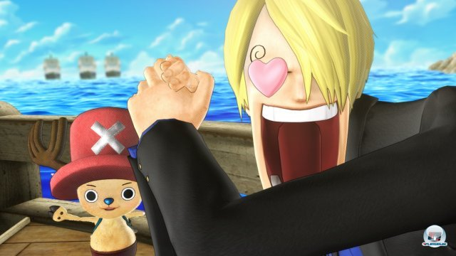 Screenshot - One Piece: Pirate Warriors (PlayStation3) 2362147