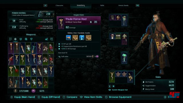 Screenshot - Warhammer 40.000: Inquisitor - Martyr (PS4) 92572492