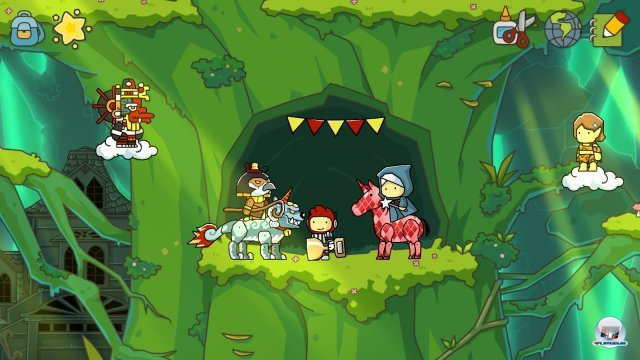 Screenshot - Scribblenauts Unlimited (Wii_U) 2362977