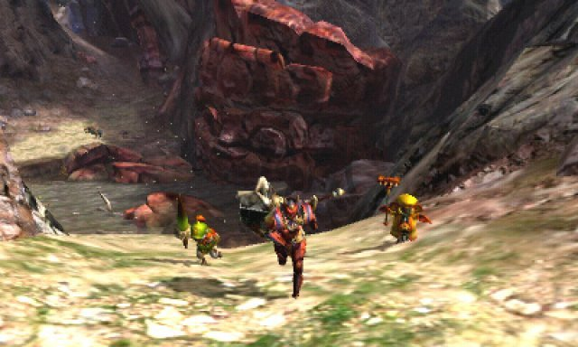 Screenshot - Monster Hunter 4 (3DS) 92398992