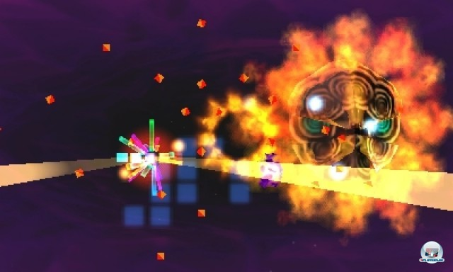 Screenshot - Dream Trigger 3D (NDS) 2221088