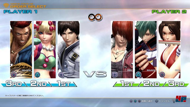 Screenshot - The King of Fighters 14 (PS4)