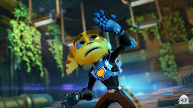 Screenshot - Ratchet & Clank: Into the Nexus (PlayStation3) 92467756