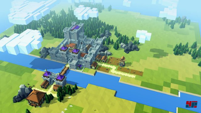 Screenshot - Kingdoms and Castles (PC)