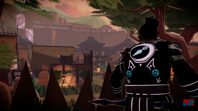 Screenshot - Aragami (Linux)