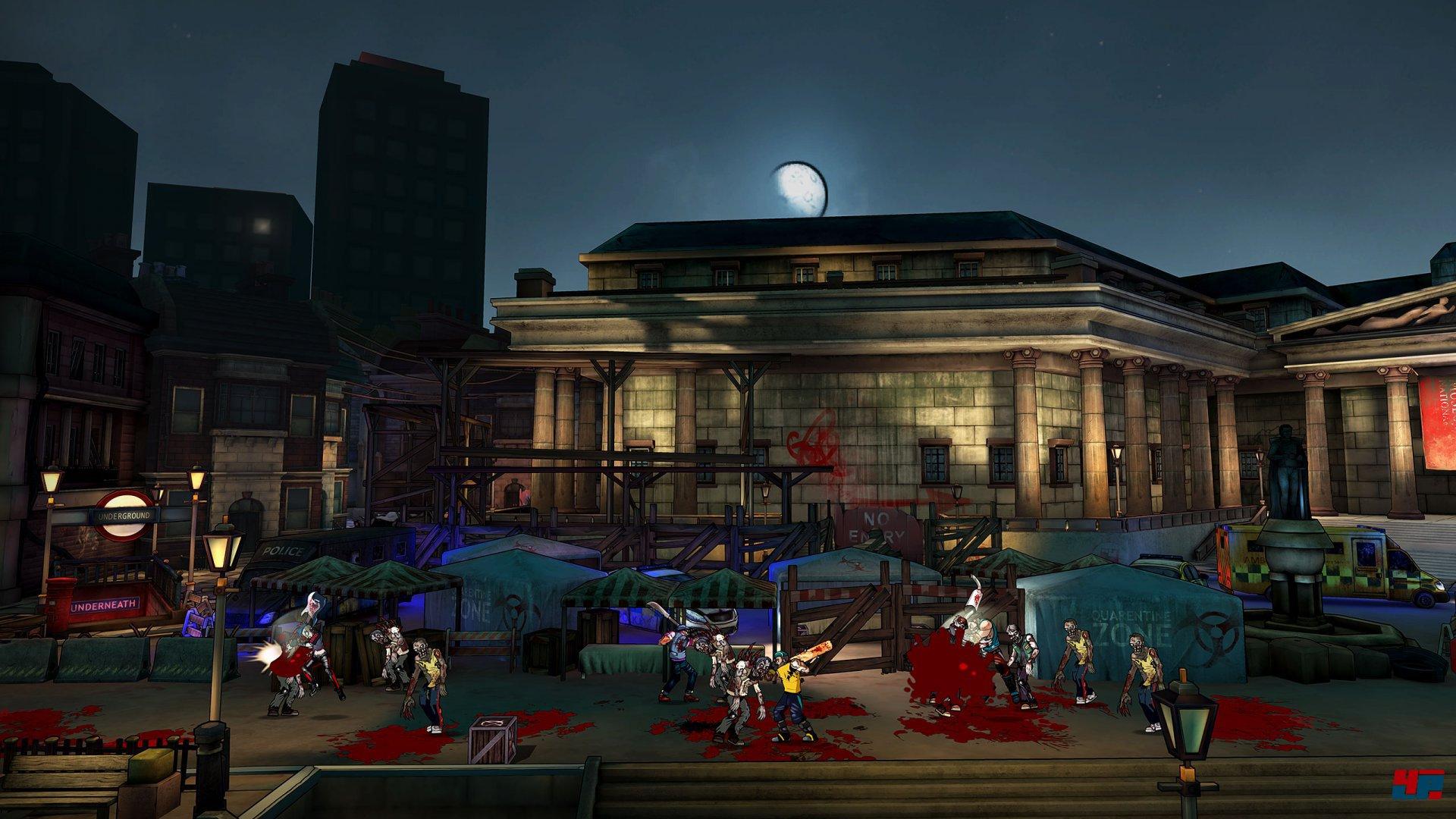 Bloody Zombies angekündigt Koop-Action für PC, Konsolen & VR