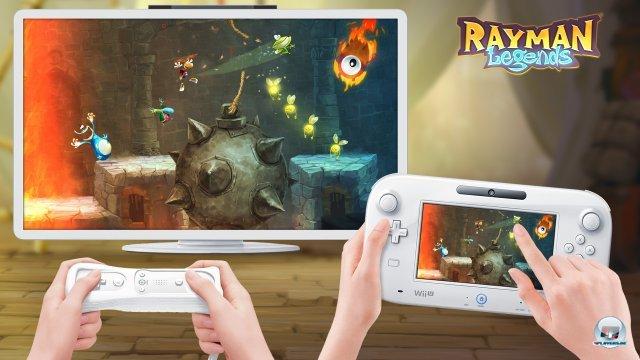 Helfer Murphy kommt vor allem mit dem GamePad der Wii U voll zur Geltung.