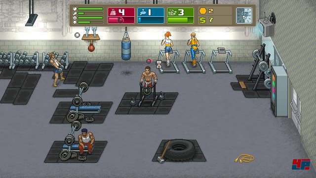 Screenshot - Punch Club (PS4) 92543324