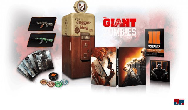 Call of Duty: Black Ops 3 Juggernog Collector