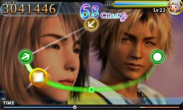 """Und dann gibt es die """"Ereignisse"""", die von sch�nen Hintergrundvideos verziert werden - na, wer erkennt das Spiel?"""