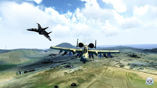 Screenshot - Jane's Advanced Strike Fighters (360) 2310037