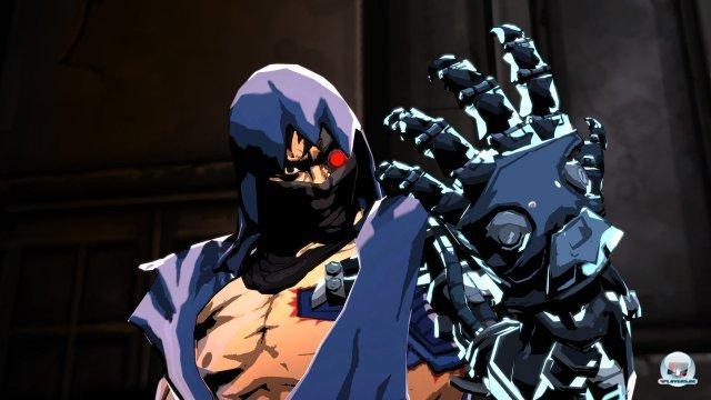 Nicht nur durch den Comic-Stil bringt Yaiba frischen Wind ins Ninja Gaiden-Universum.