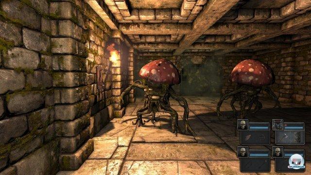 Screenshot - Legend of Grimrock (PC) 2340597