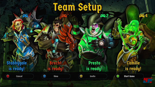 Screenshot - Rogue Stormers (PC) 92514957