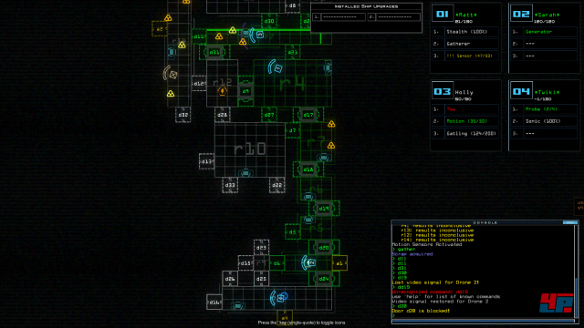 Screenshot - Duskers (Linux) 92526928