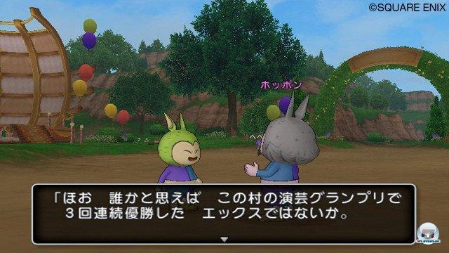 Screenshot - Dragon Quest X Online (Wii) 2357207
