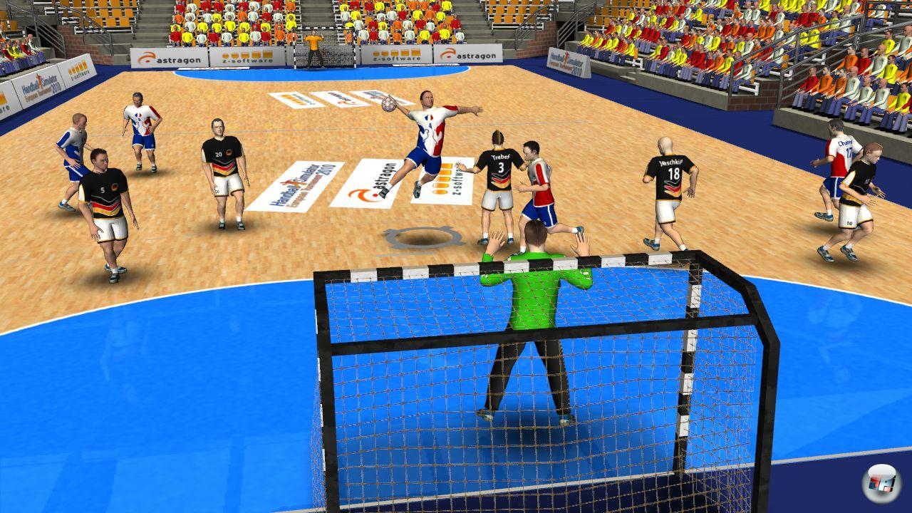 handball spiele