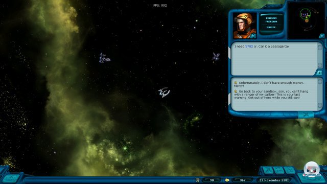 Screenshot - Space Rangers HD: A War Apart (PC)