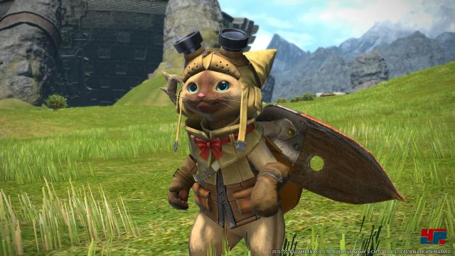 Screenshot - Final Fantasy 14 Online: Stormblood (Mac) 92569353