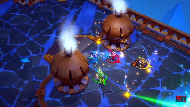 Screenshot - Super Dungeon Bros (PC)