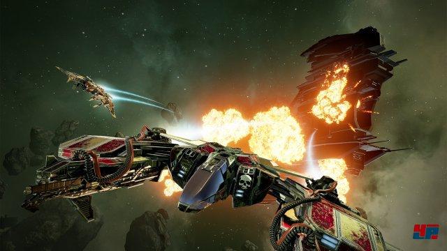 Carrier Assault soll die zwei vorhandenen Spielvarianten um einen dritten Modus erweitern.