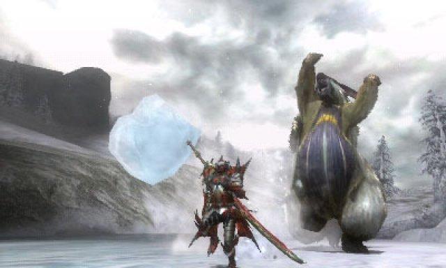Screenshot - Monster Hunter 3G (3DS) 2285287