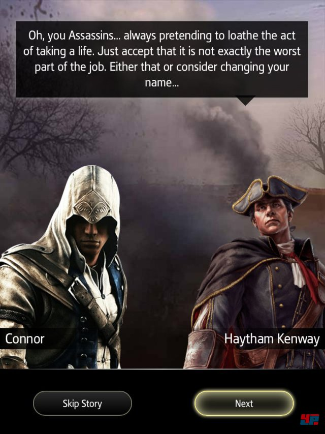 Screenshot - Assassin's Creed Memories (iPad)