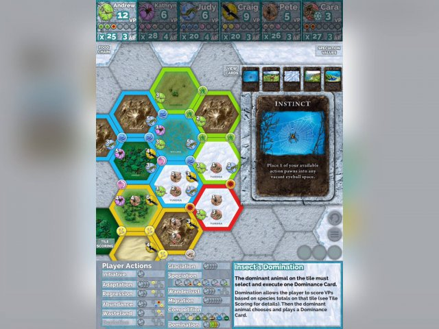 Screenshot - Dominant Species (iPad)