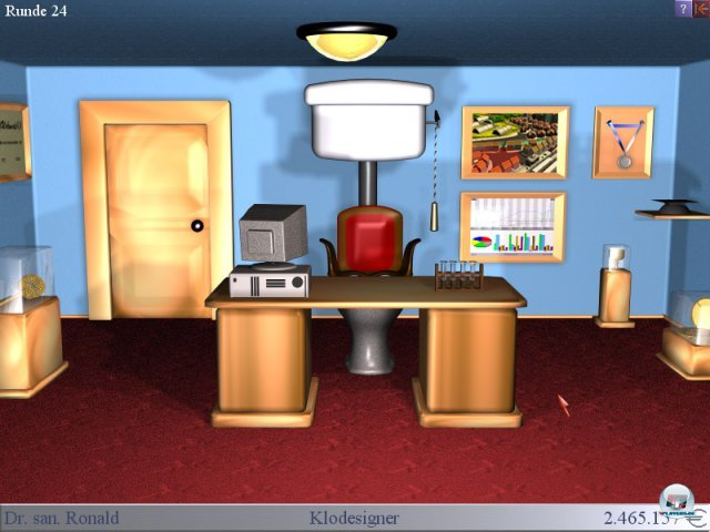 Screenshot - Klomanager (PC)