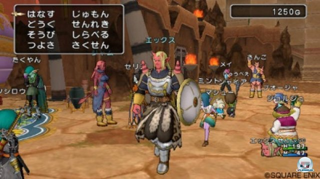 Screenshot - Dragon Quest X Online (Wii) 2273322
