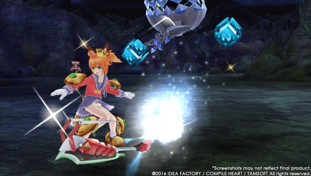 Screenshot - MegaTagmension Blanc   Neptune VS Zombies (PS_Vita) 92525109
