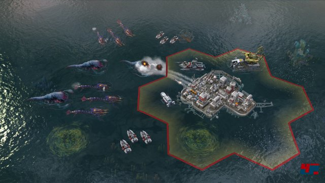 Screenshot - Civilization: Beyond Earth - Rising Tide (PC)