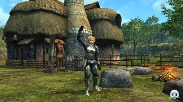 Screenshot - White Knight Chronicles II (PlayStation3) 2226882