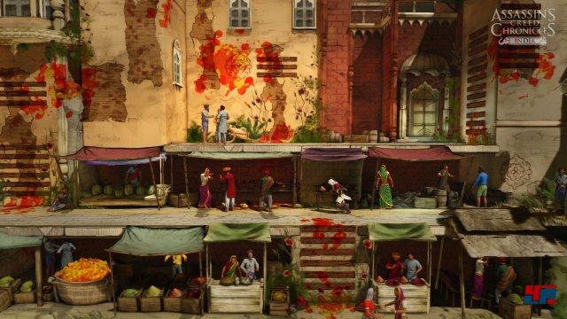 Screenshot - Assassin's Creed Chronicles: India (PC)
