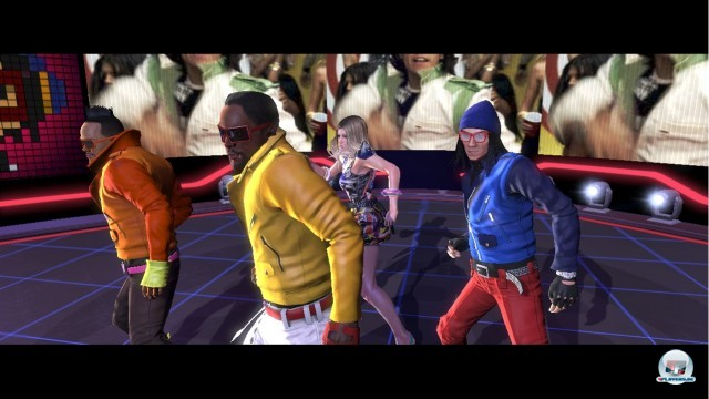 Screenshot - The Black Eyed Peas Experience (360) 2253037