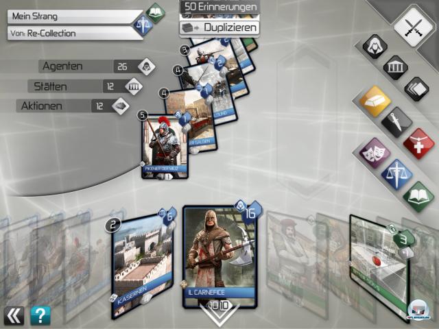 Screenshot - Assassin's Creed Recollection (iPad) 2328597