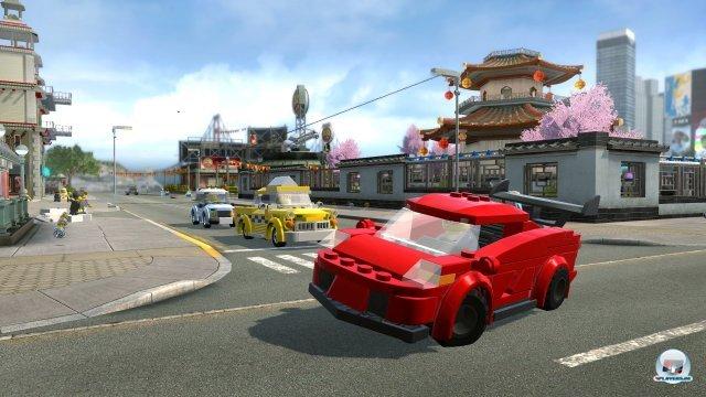 Screenshot - Lego City: Undercover (Wii_U) 92432652