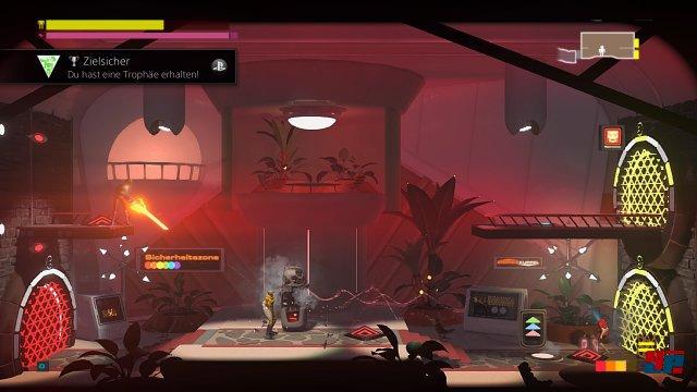 Screenshot - Headlander (PS4)