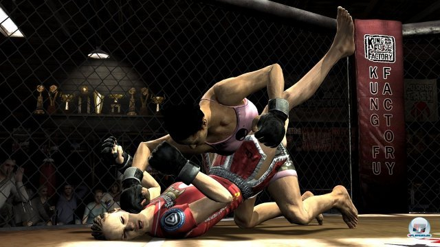 Screenshot - Supremacy MMA (360) 2266397