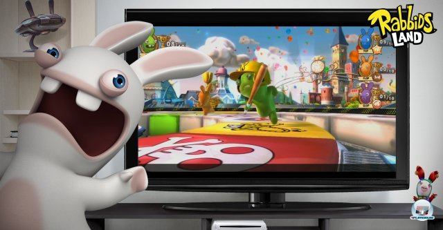 Screenshot - Rabbids Land (Wii_U) 2385562