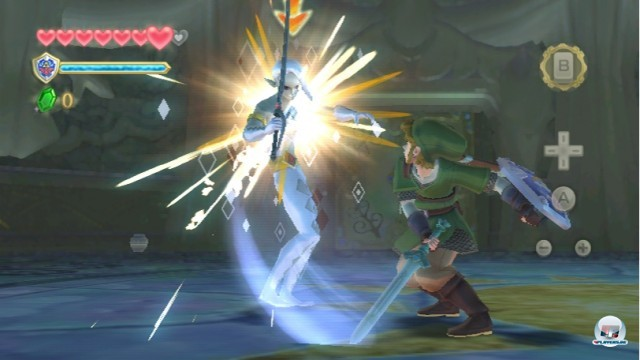 Screenshot - The Legend of Zelda: Skyward Sword (Wii) 2243459