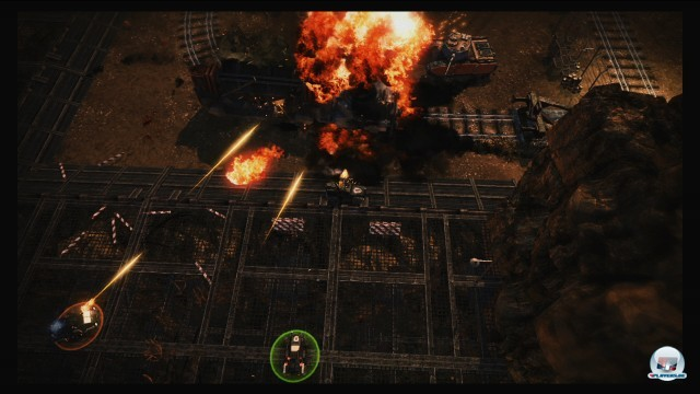 Screenshot - Renegade Ops (PlayStation3) 2246147